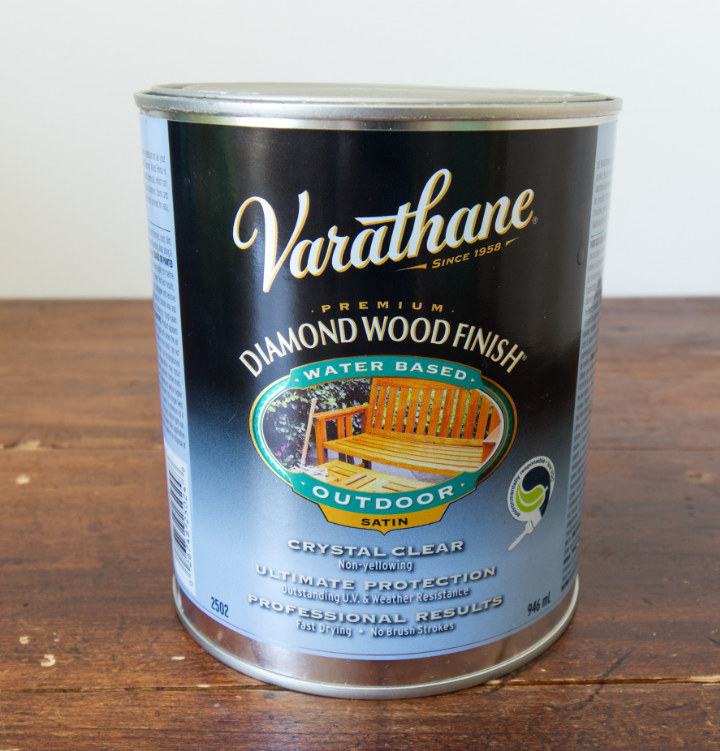 Diamond Varathane Exterior Satin